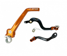 New Apico KTM SX 65 09-18 Kickstart Rear Brake Gear Lever Pedal Combo Orange